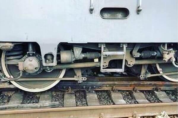 В Сызрани локомотив сошел с рельсов | CityTraffic
