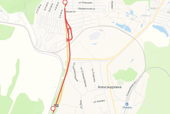 Путепровод на трассе М-5 возле Жигулевска планируют достроить в 2022 году | CityTraffic