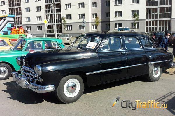 Парад редких авто пройдет в Самаре   CityTraffic