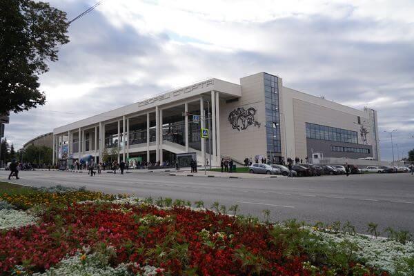 В Самаре открылся Дворец спорта международного уровня | CityTraffic