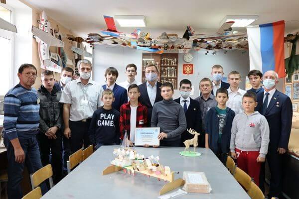 Школьники из Самарской области выиграли престижный всероссийский конкурс технологических кружков | CityTraffic