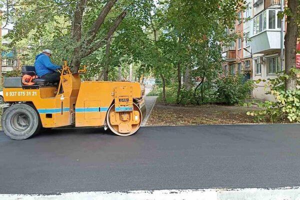 В Самаре до 30 сентября завершат ремонт 35 тротуаров   CityTraffic