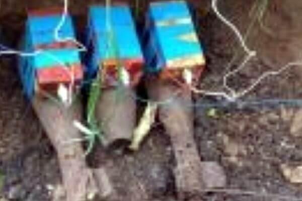 В Самарской области уничтожили мины, произведенные 70 летназад