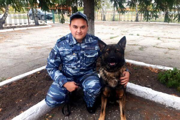 Пес Один нашел вора, который обокрал свою соседку в селе Самарской области | CityTraffic