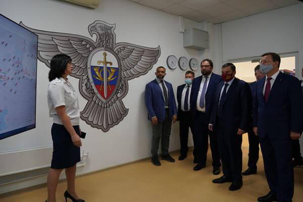 В Самаре открылся центр компетенций Спецсвязи | CityTraffic