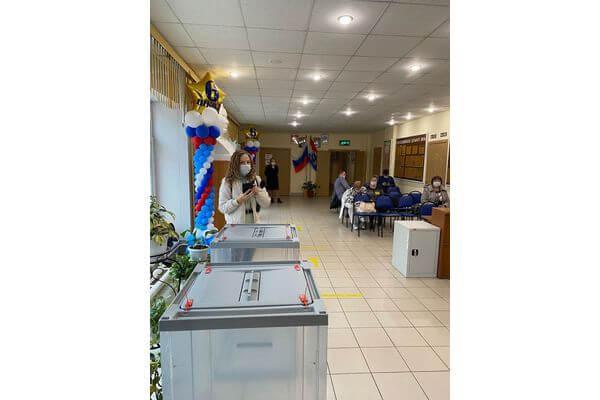 В Самарской области 17 сентября открылись избирательные участки | CityTraffic