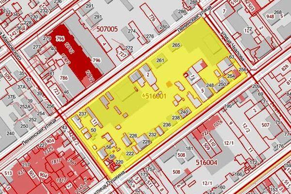 В Самаре застройщик хочет сменить зону участка, чтобы возвести высотки в границах исторического поселения | CityTraffic