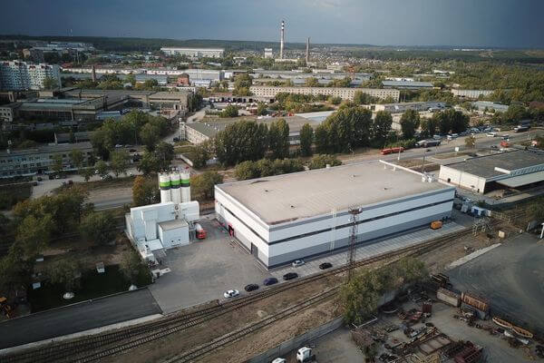 В Тольятти начал работать завод по производству стройматериалов | CityTraffic