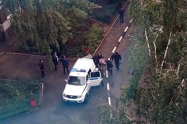 Житель Тольятти напился и сумел по-настоящему привлечь к себе внимание полиции   CityTraffic