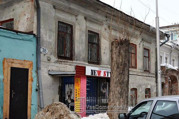 В Самаре несколько домов, относящихся к объектам культурного наследия, передали регоператору для проведения капремонта | CityTraffic