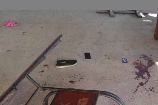 В Пицунде житель Самары напал сножом на хозяина гостиницы итуристку