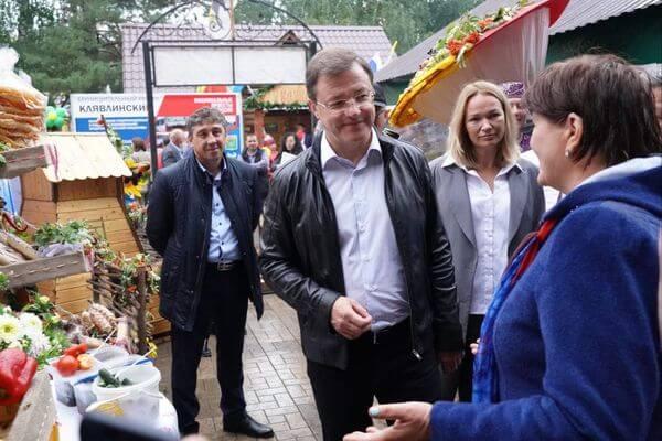 В Самарской области открылась агропромышленная выставка-ярмарка | CityTraffic