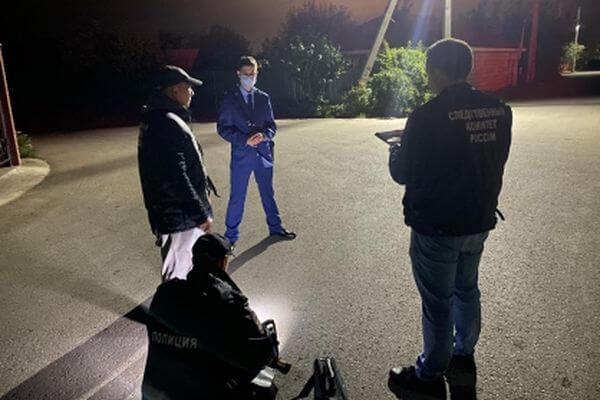 СК расследует дачное убийство в Самарской области | CityTraffic