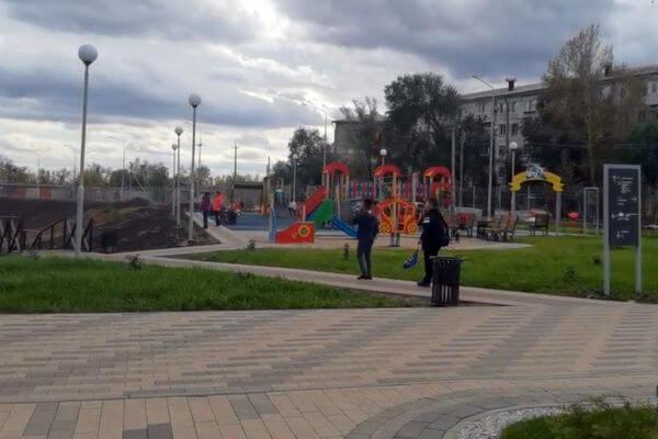 Школьник из самарского села прошел 7,5 км пешком, чтобы посмотреть на фонтан вгороде