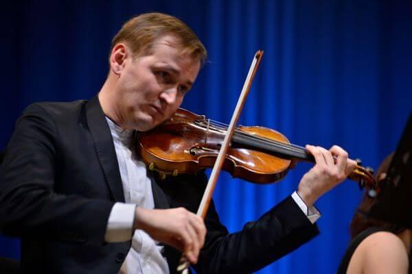 В Международный день музыки в Тольятти выступит всемирно известный скрипач Никита Борисоглебский | CityTraffic
