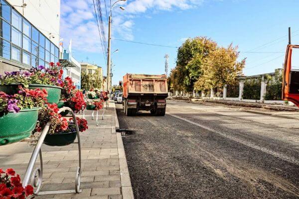 В Самаре на улице Ленинской уложили специальную плитку для слабовидящих   CityTraffic