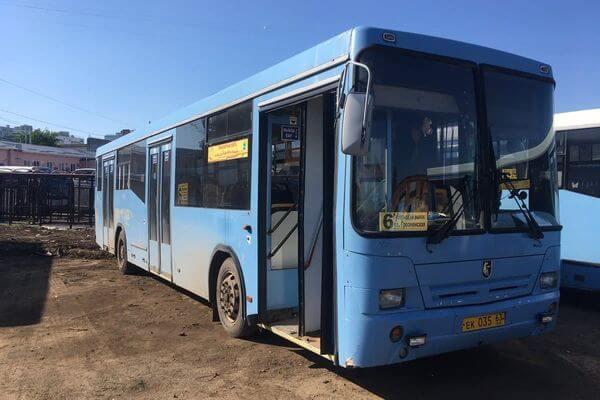 В Самаре автобус №6 а вновь поехал по маршруту троллейбуса №6   CityTraffic