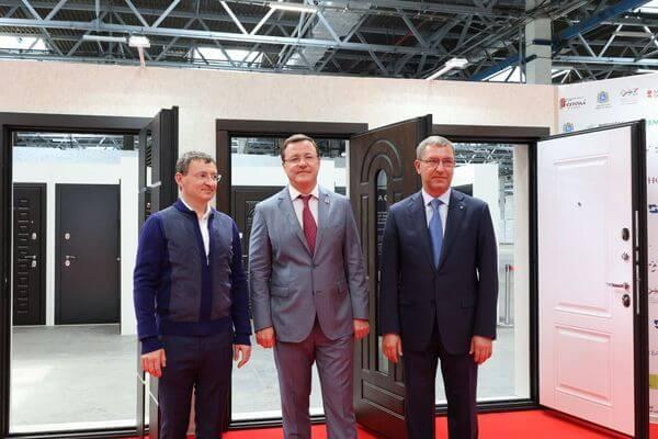 В Тольятти открылся крупнейший в России завод по производству металлических дверей | CityTraffic