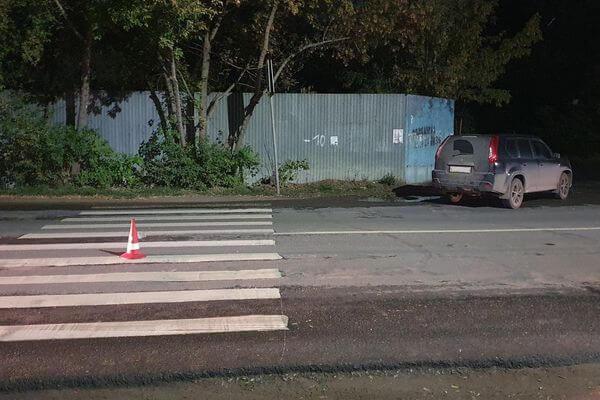 В Самаре внедорожник сбил девочку на переходе | CityTraffic