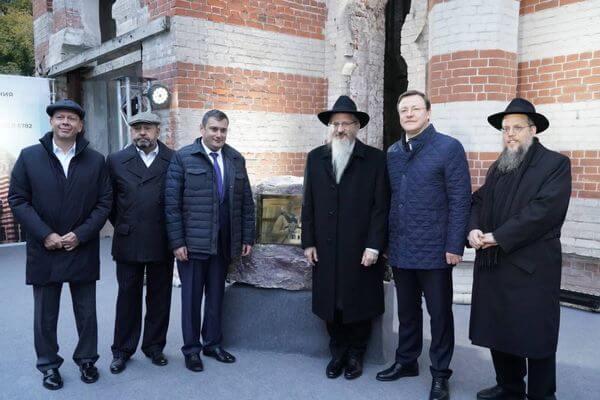 В Самаре начата реставрация хоральной синагоги