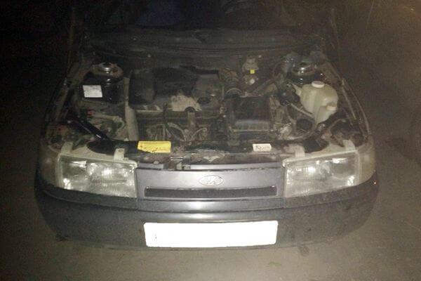Житель Самары угнал автомобиль и отправился его мыть | CityTraffic
