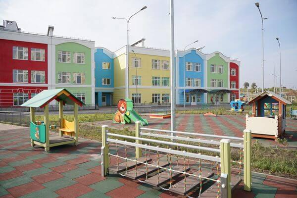 Новый детсад в Волжском районе Самарской области откроют на две недели раньше | CityTraffic