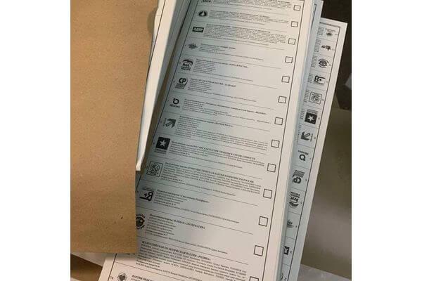 В Самарскую область поступило 4,8 млн бюллетеней для голосования на выборах депутатов Госдумы | CityTraffic