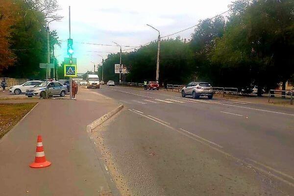 В Сызрани ищут водителя, который сбил ребенка на тротуаре и скрылся | CityTraffic