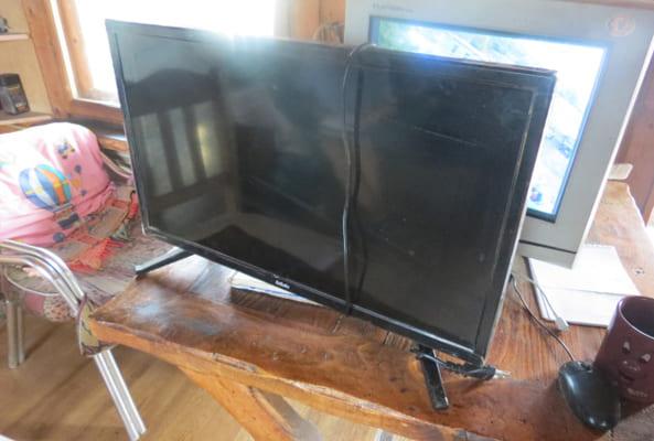 В Самарской области сельский житель украл телевизор и принес его к себе на работу | CityTraffic