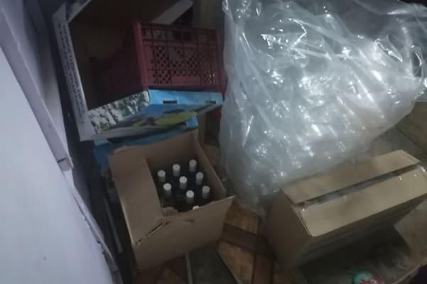 В Самарской области на 250 тысяч рублей оштрафовали предпринимателя за торговлю спиртным без лицензии | CityTraffic