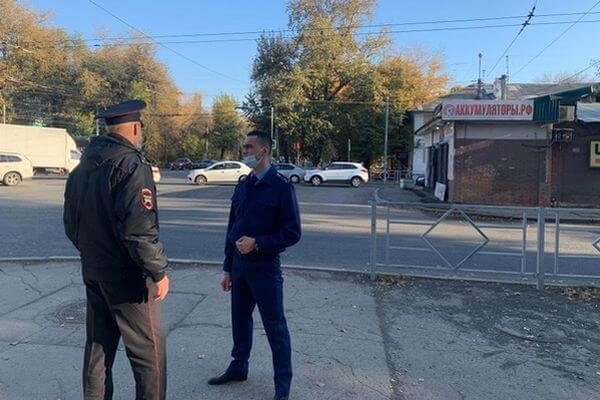 Прокуроры не нашли разметку на двух перекрестках Самары   CityTraffic