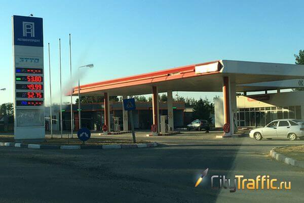 В Тольятти дорогой бензин. А в Крыму? | CityTraffic