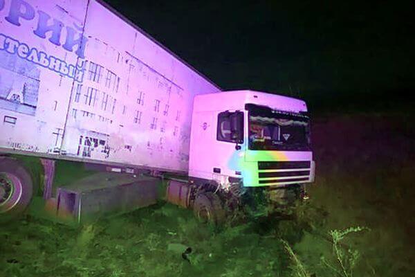 На водителя грузовика, устроившего смертельную аварию в Самарской области, завели уголовное дело   CityTraffic