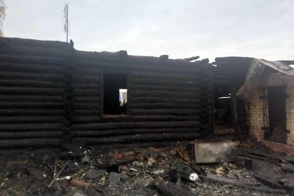 СК проводит проверку по факту гибели двоих мужчин на пожаре в Самарской области   CityTraffic