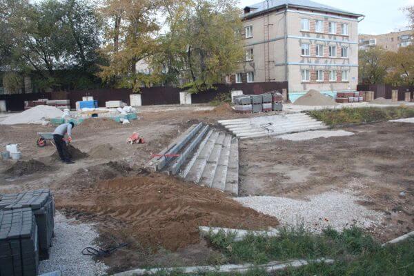 Сквер Вадима Леванова в Тольятти откроют 30 ноября | CityTraffic