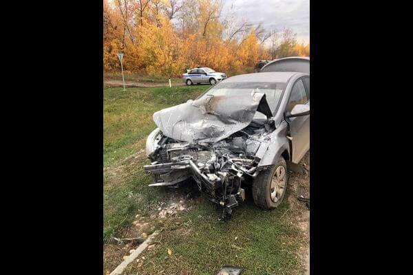 Годовалый ребенок пострадал в аварии в Самарской области | CityTraffic