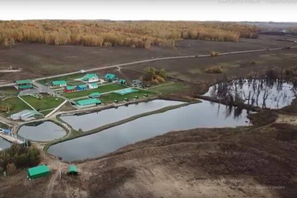 В Самарской области рядом с форелевой фермой построят эко-отель | CityTraffic