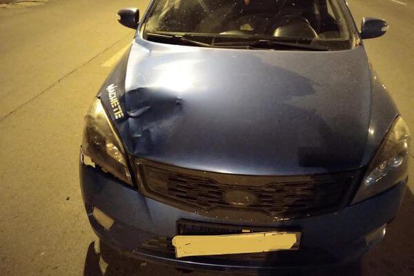 В Тольятти девушка-подросток была сбита на пешеходном переходе | CityTraffic