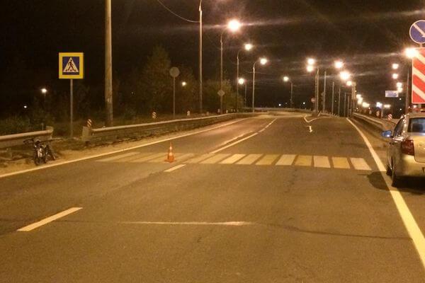 В Самарской области водитель сбил двоих маленьких детей | CityTraffic