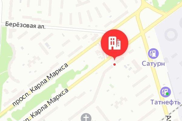 В Самаре перенесли остановку автобуса №23 вКировском районе