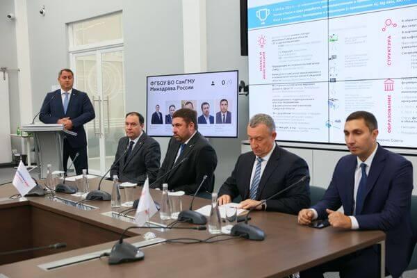 """СамГМУ получил спецгрант по программе """"Приоритет 2030""""   CityTraffic"""