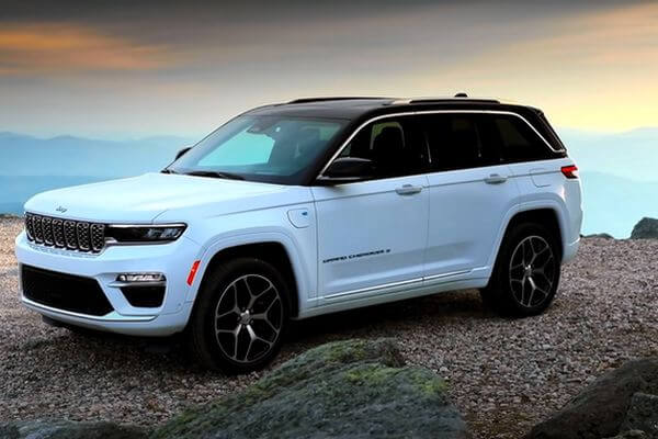 Миру показали Jeep Grand Cherokee 2022   CityTraffic