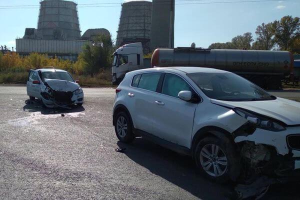 Пассажирка такси повредила глаз, попав ваварию вТольятти