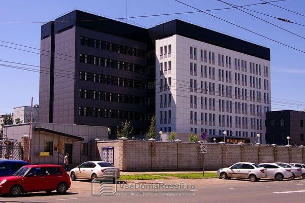 Отделение полиции № 22 в Тольятти переехало в другое место   CityTraffic