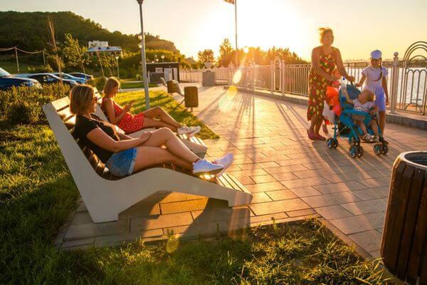 В Самарской области в 2022 году благоустроят 143 общественные пространства | CityTraffic