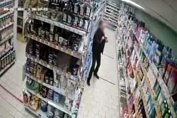 Дерзкий похититель шампуня задержан в Самарской области | CityTraffic