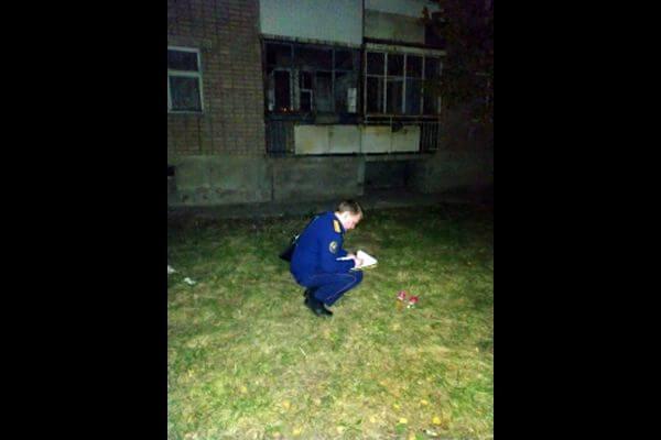 В Сызрани вотношении матери, чьи дети выпрыгнули вокно, спасаясь от пожара, возбудили уголовное дело